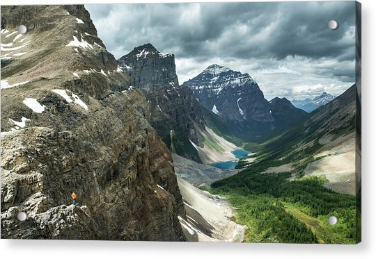 Scenes From Consolation Pass Acrylic Print
