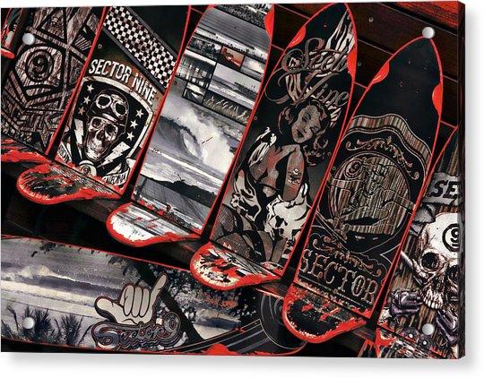 Sector 9 Acrylic Print