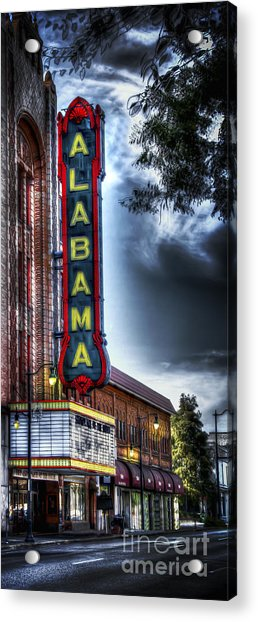 Showplace Of The South Acrylic Print