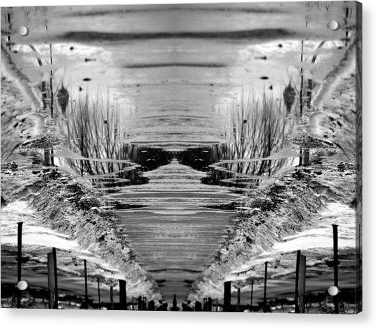 Slush Acrylic Print