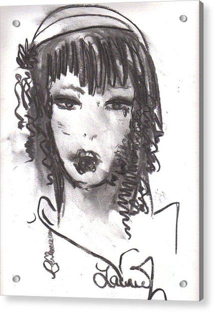 Someday In Paris Acrylic Print