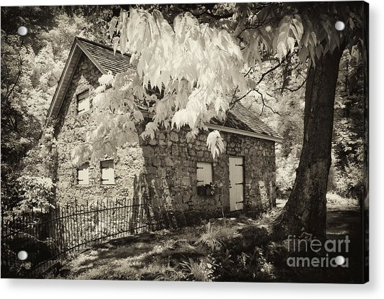 Spring Creek Mill Acrylic Print