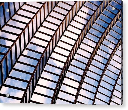 Acrylic Print featuring the photograph Stairway To Heaven by Rona Black