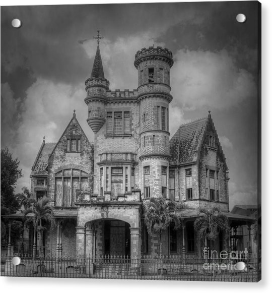 Stollmeyers Castle Trinidad Acrylic Print