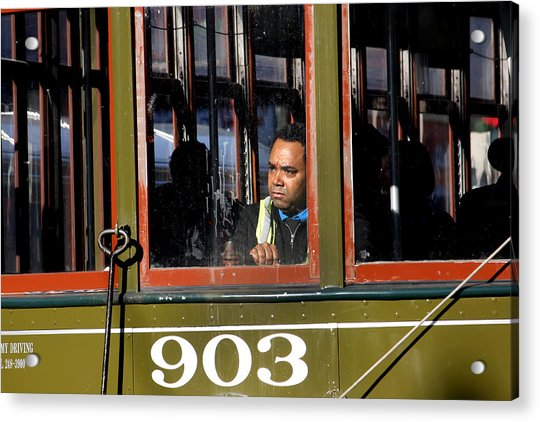 Streetcar 903 Acrylic Print