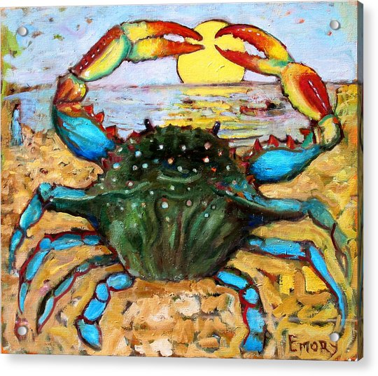 Summer Solstice Acrylic Print