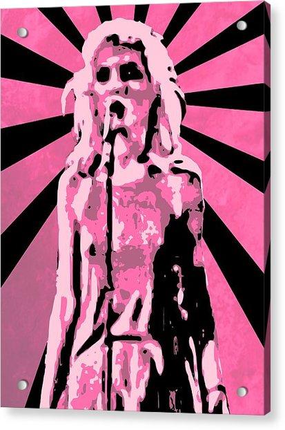 Sunday Girl Acrylic Print