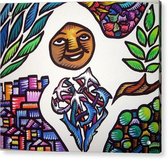 Sustainability 2010 Acrylic Print