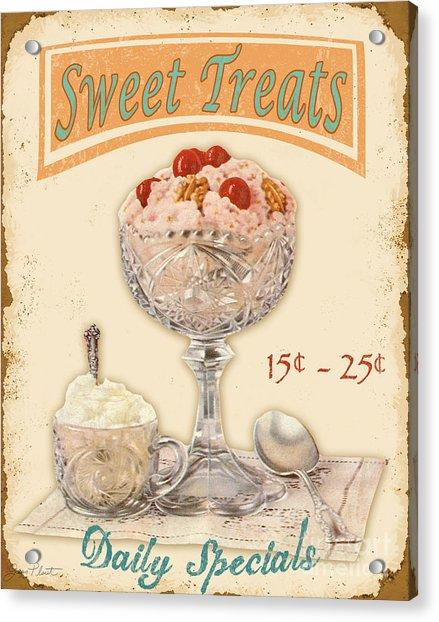 Sweet Treats Acrylic Print