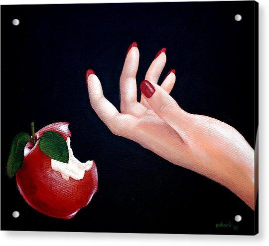 Temptation II Acrylic Print