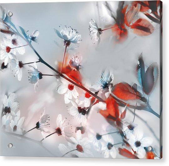 Thank You Spring Acrylic Print