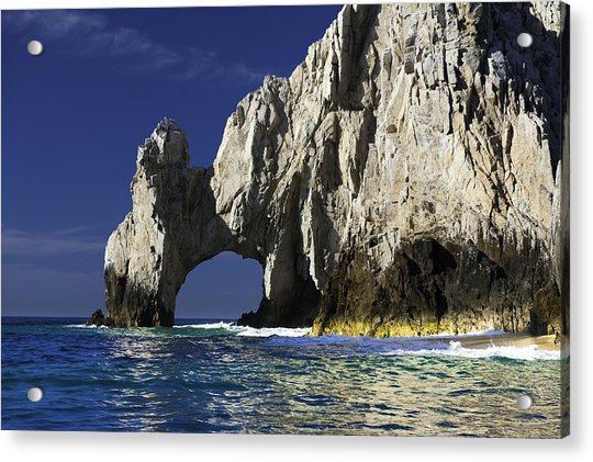 The Arch Cabo San Lucas Acrylic Print