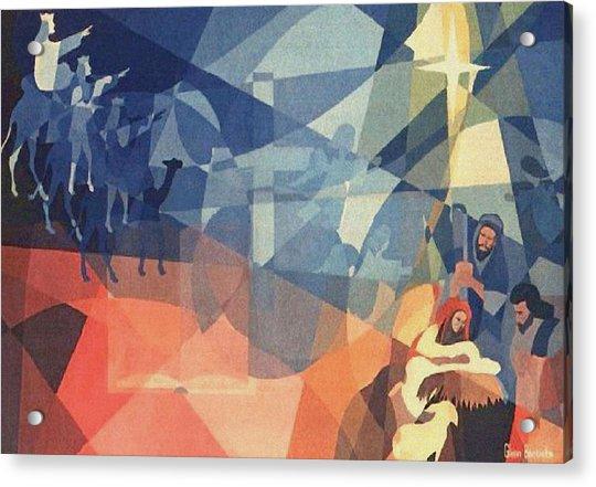 The Event 1965 Acrylic Print