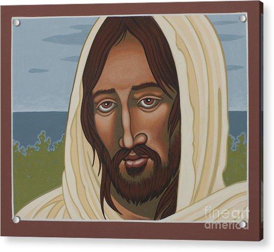 The Galilean Jesus 266 Acrylic Print
