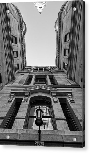 The Hall Acrylic Print