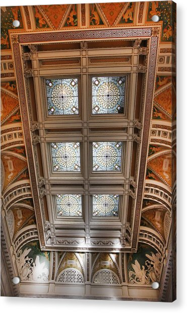 The Library Of Congress Acrylic Print