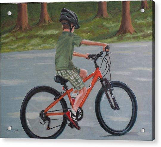 The New Bike Acrylic Print