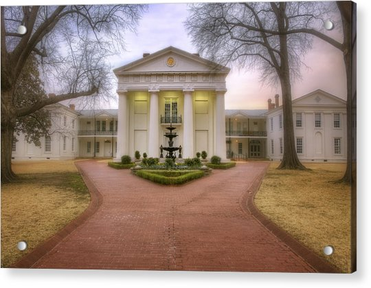 Acrylic Print featuring the photograph The Old State House - Little Rock - Arkansas by Jason Politte