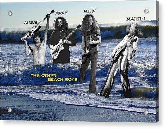 The Other Beach Boys Acrylic Print