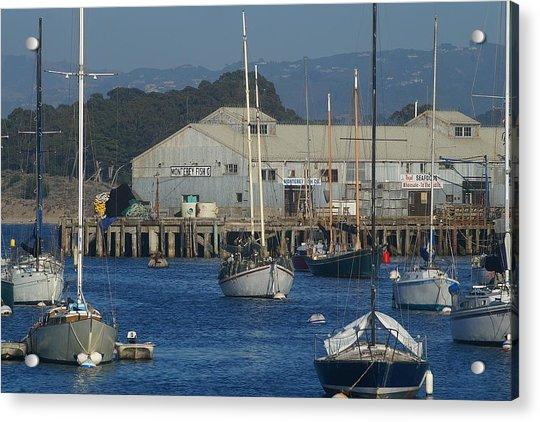 The Other Wharf Acrylic Print