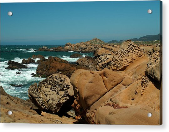 The Point Is Acrylic Print