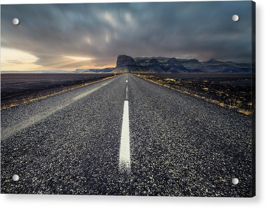 The Road Acrylic Print
