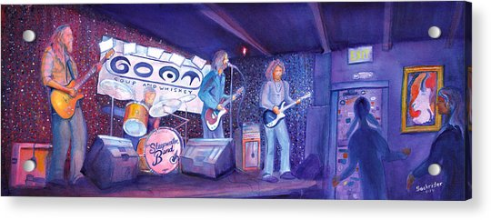 The Steepwater Band Acrylic Print