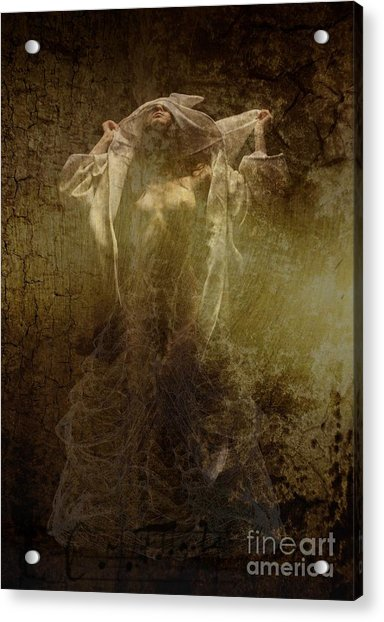 The Whisper Acrylic Print