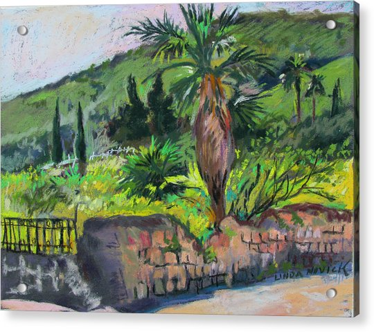 Tiberius Israel Acrylic Print