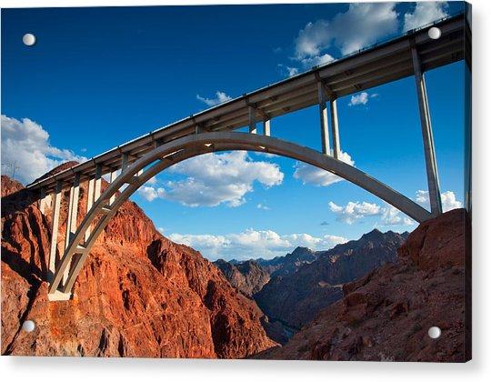 Tillman Bridge Acrylic Print