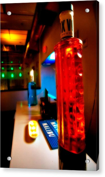 To The Bar Acrylic Print