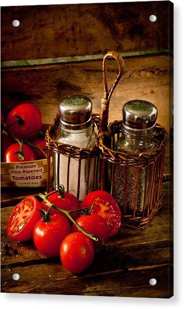 Tomatoes3676 Acrylic Print