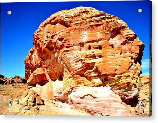Valley Of Fire 67 Acrylic Print
