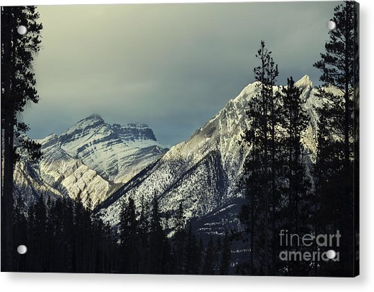 Visions Prelude Acrylic Print