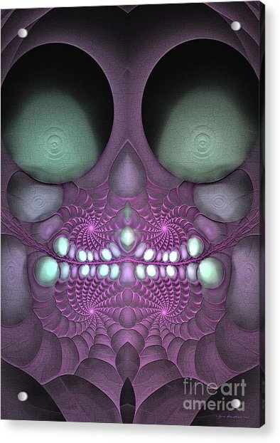 Voodoo Child - Surrealism Acrylic Print