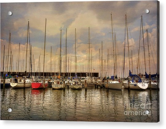 Waiting For The Weekend Acrylic Print