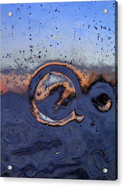 Waterpowered Acrylic Print