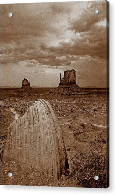 West005 Acrylic Print
