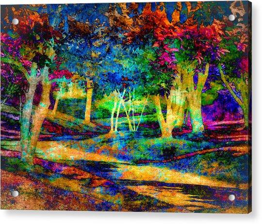 Woodland Gem Acrylic Print
