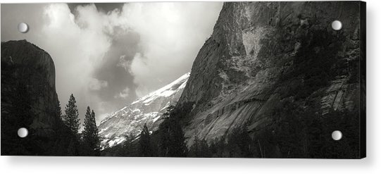 Yosemite - Mike Hope Acrylic Print