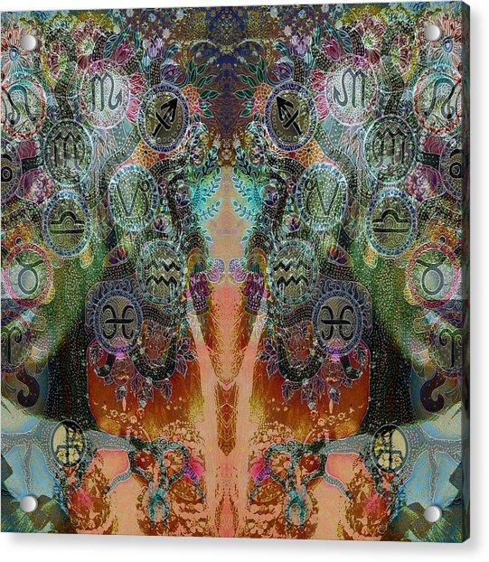 Zodiac Acrylic Print