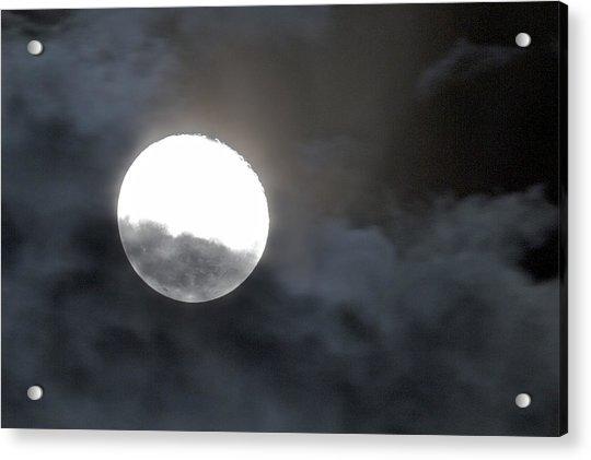 Mysterious Moon Acrylic Print