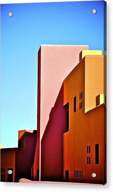 Adobe Acrylic Print