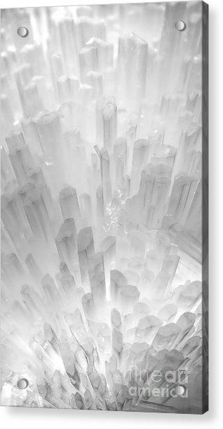 Crystal City Acrylic Print