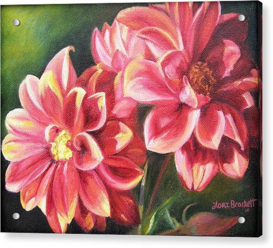 Flowers For Mom I Acrylic Print