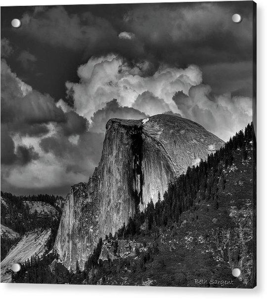 Half Dome Acrylic Print