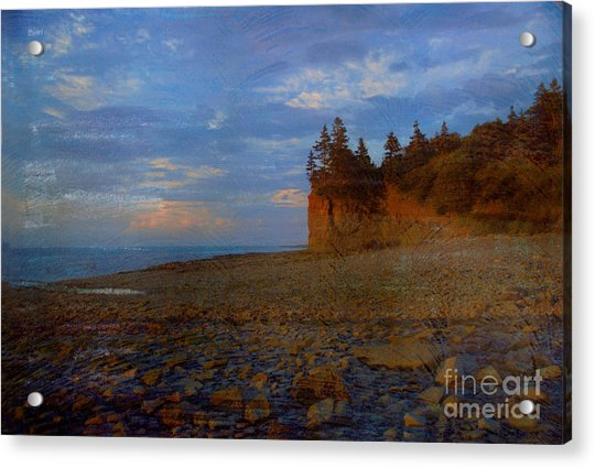Henri's Beach Acrylic Print