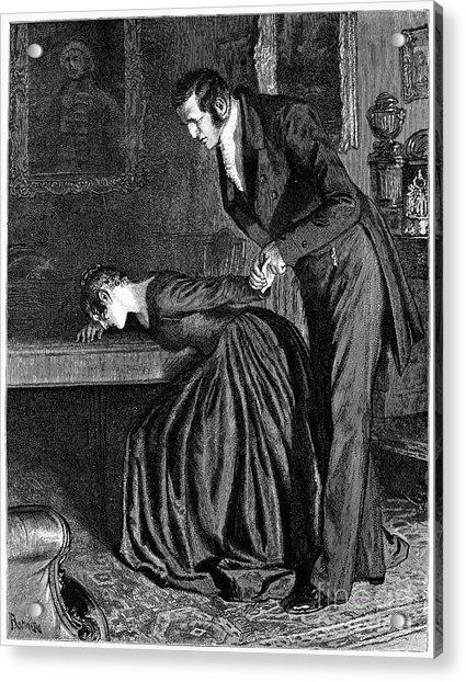 Love, 1886 Acrylic Print