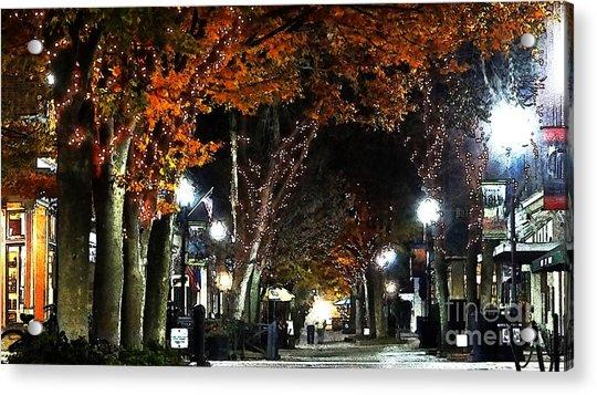 Night Life Winchester Va Photograph By Steven Lebron Langston