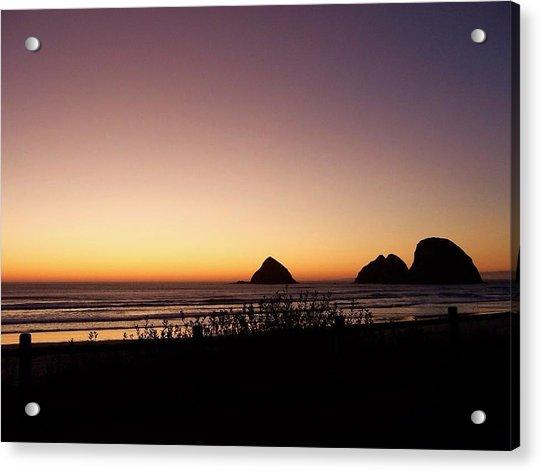 Oregon Coast 16 Acrylic Print